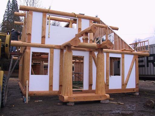 Строительство дома. Каркасное строительство канадские дома в московской области